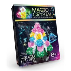 Crystal MIRACLE FIR-TREE Growing Kit