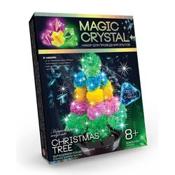 CHRISTMAS TREE Crystal Growing Kit