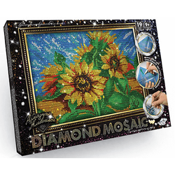 Diamond embroidery kit SUNFLOWERS
