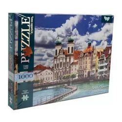 1000 piece puzzles - Jesuit Church, Lucerne, Switzerland buy