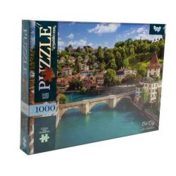 1000 Puzzle - Old City, Bern, Switzerland