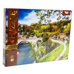 1500 Puzzle - Summer day, Bern, Switzerland