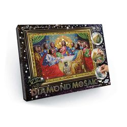 The Last Supper - Diamond Painting Kit