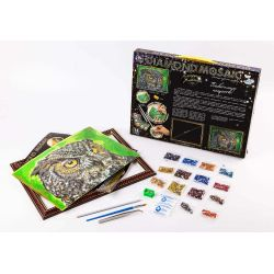 Diamond painting CHOUETTE kit
