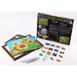 Diamond embroidery kit SUNFLOWERS buy