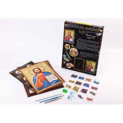 Diamond painting kit ICON Jesus Christ buy