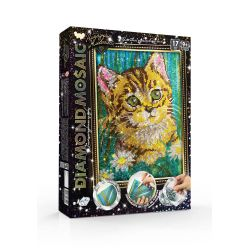 Diamond Painting Katze