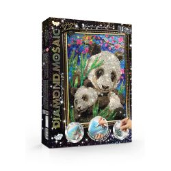 PANDA Diamond Painting Kit