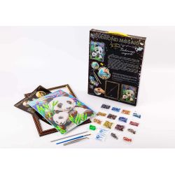 PANDA Diamond Painting Kit for kids