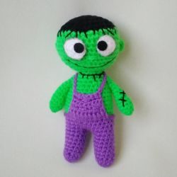 Frankenstein Amigurumi Toy buy