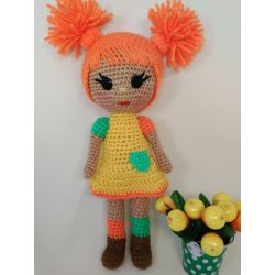 Pippi Longstocking Doll buy