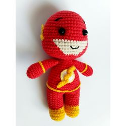 Amigurumi Flash for  kids