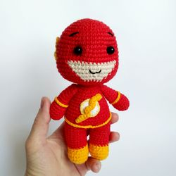 Amigurumi Flash buy