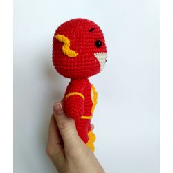 Amigurumi Flash