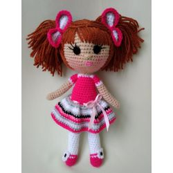 Amigurumi crochet doll buy