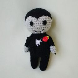 Vampire Amigurumi acheter