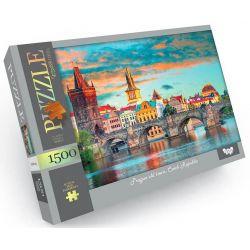 1500 Пазлы - Старый город Праги, Чехия купить