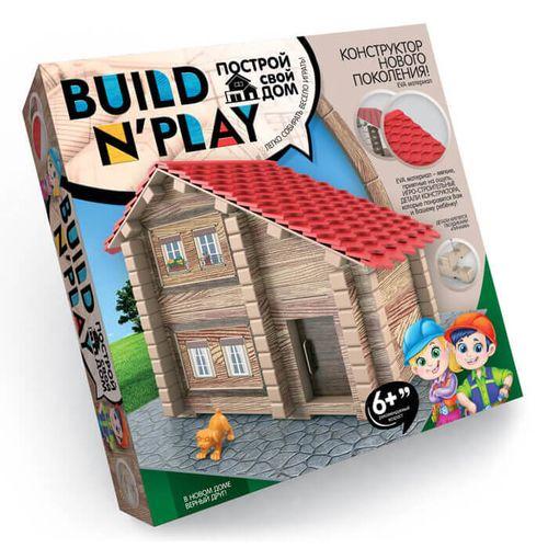 """Konstruktor """"Haus"""" BAUEN und SPIELEN - set für Kind kaufen"""