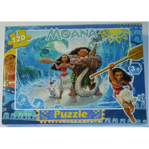 MOANA Puzzle 120 Teile