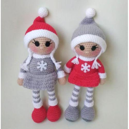 Handmade Knitted Doll for girls buy