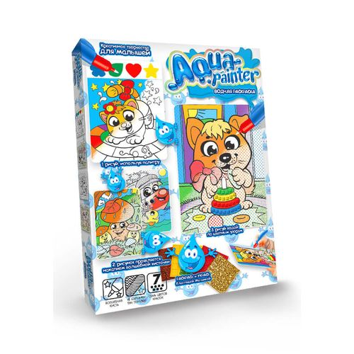 Water painting Kit for child AQP-01-01