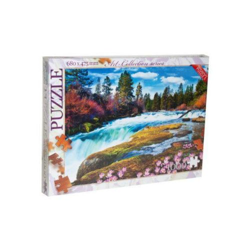 River - 1000 piece jigsaw puzzles