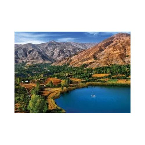 Mountain landscape - 1000 piece jigsaw puzzles for adults