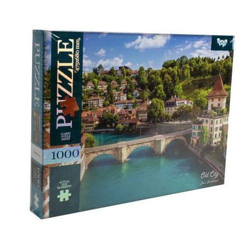 1000 Puzzle - Old City, Bern, Switzerland