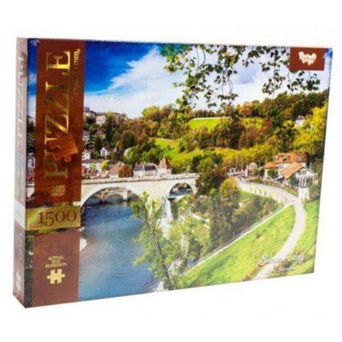 1500 Puzzle - Summer day, Bern, Switzerland