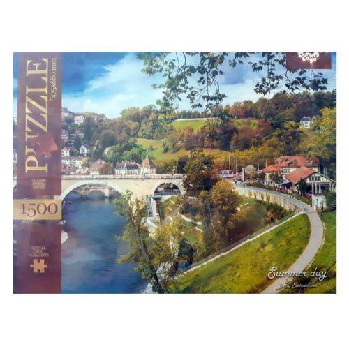 1500 Puzzle - Summer day, Bern, Switzerland buy