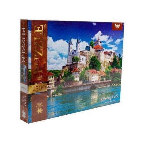 Aarburg Castle, Switzerland - 1500 piece puzzle buy