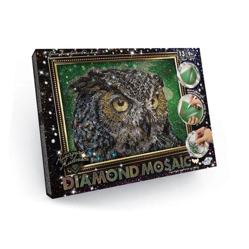 Owl Diamond Painting Kit