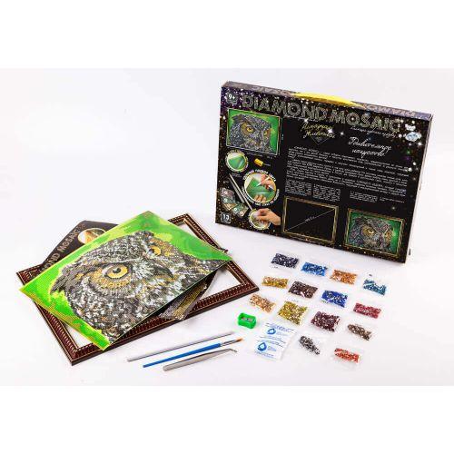 Owl Diamond Painting Kit buy