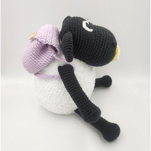 Timmy Time jouet tricoté pour enfant acheter