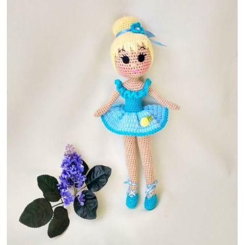 Blonde Ballerina Doll buy