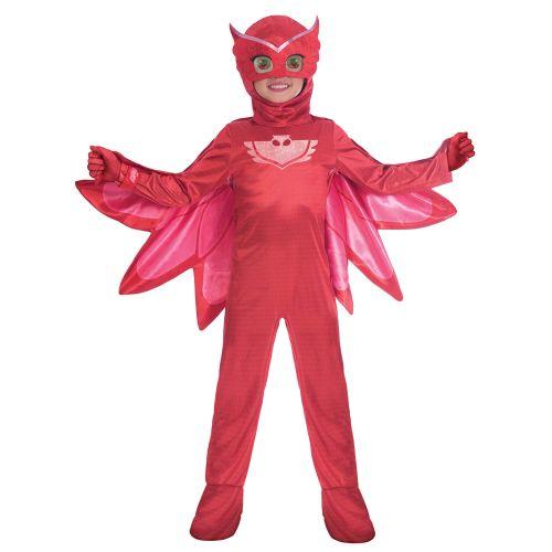 Eulette Kostüm für Mädchen PJ Masks