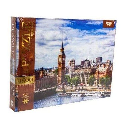 Big Ben, London, UK - 1500 piece puzzle